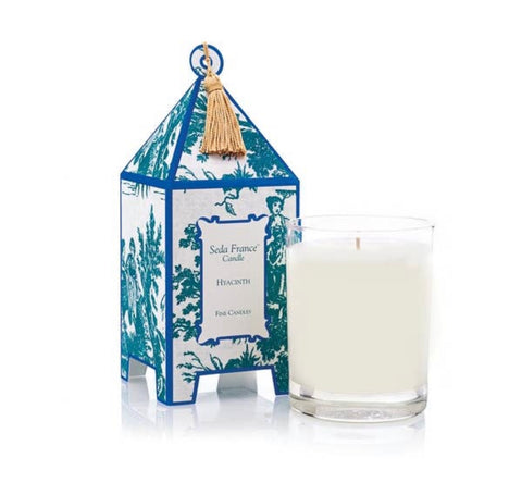 Seda France Hyacinth Mini Candle