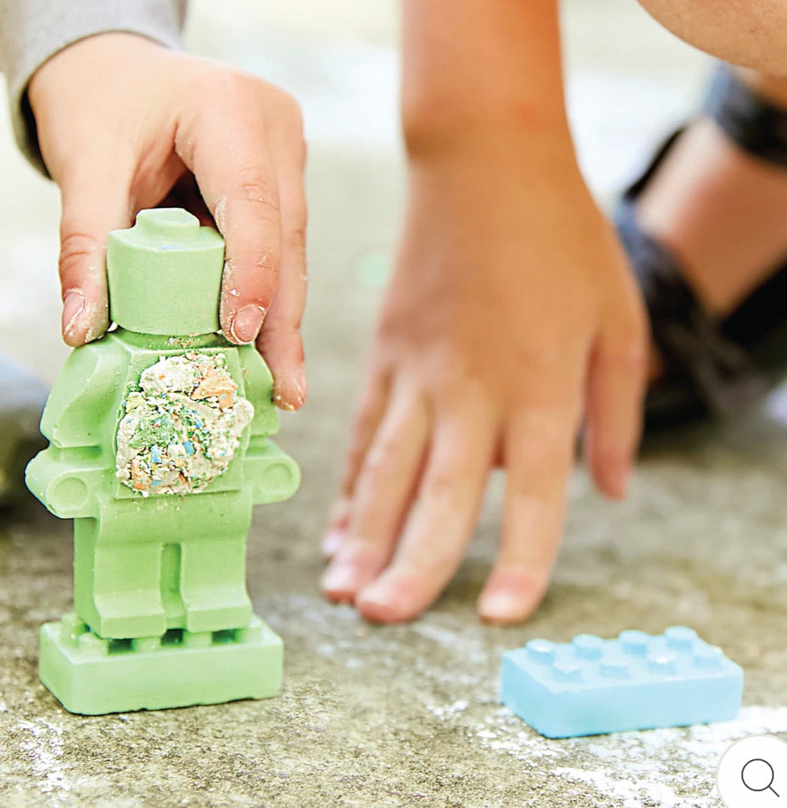 Hopscotch Chalk Brick Sets