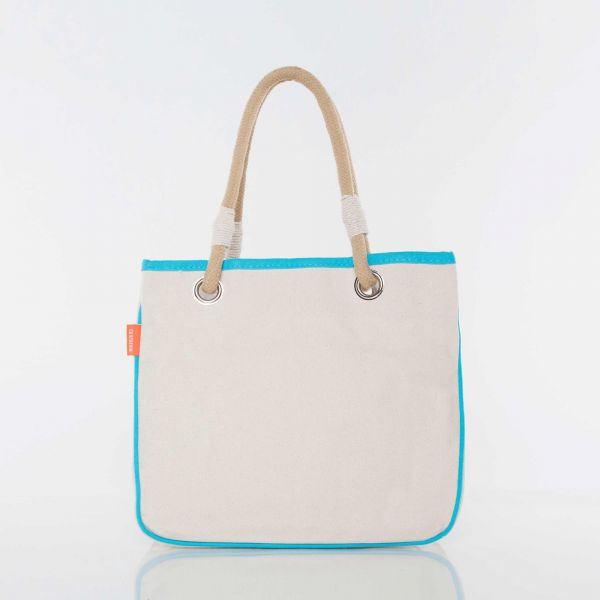 Rope Tote Canvas Bag