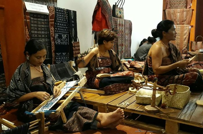 Meet The Makers, Pameran Kerajinan Tradisional Wallace Week 2018