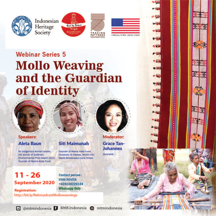 Mollo Weaving and the Guardian of Identity Webinar