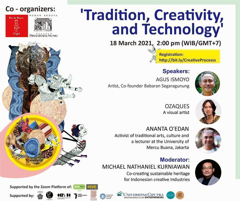 Tradition, Creativity and Technology
