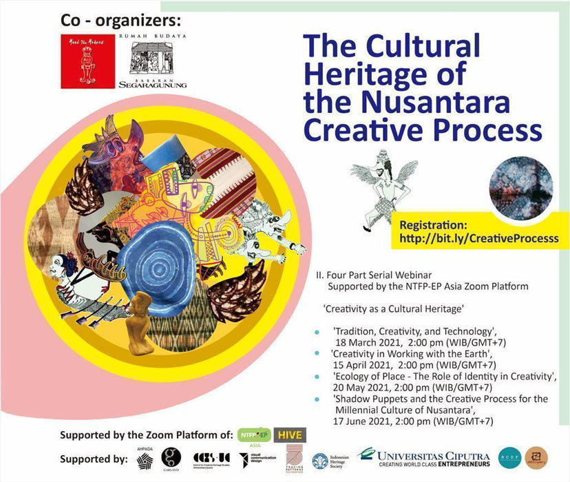 The Cultural Heritage of the Nusantara Creative Process