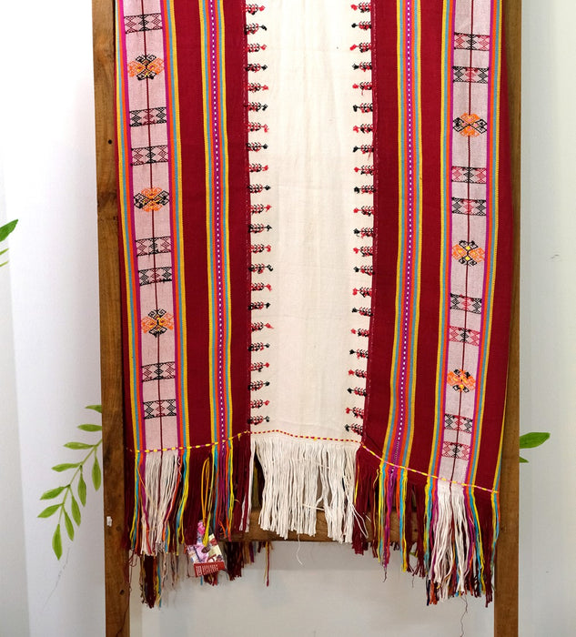 BIFE & Women Weaver Community from Mollo (Cloth from the Mollo tribe)