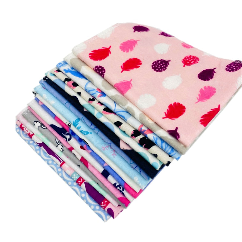 Paperless Towels 10x12 Inch Cotton Cloth Wipes Reusable Cleaning Paper Towel