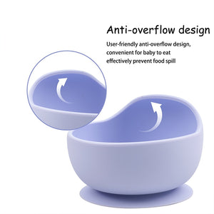Trendy Baby Silicone Suction Cup Bowl