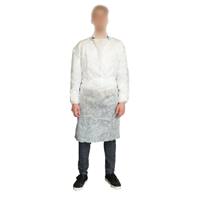 Disposable non-woven visitor gowns - CoShield Europe