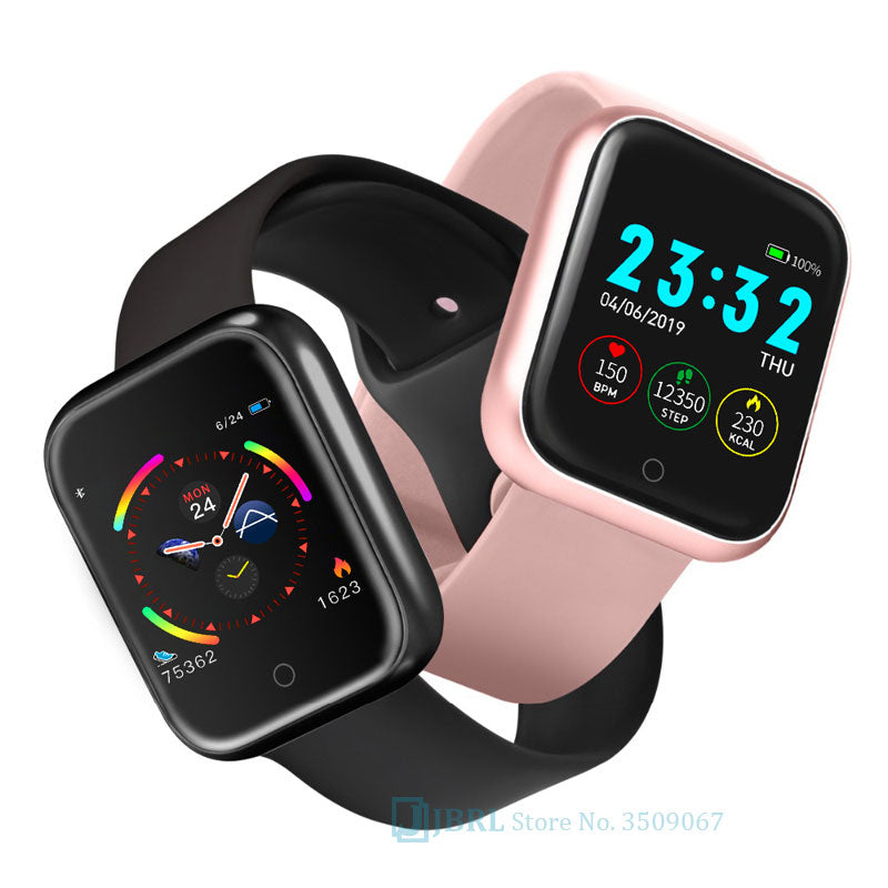 Women Men Smartwatch