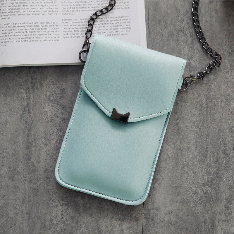 Chic Cellphone Holder Shoulder Bag