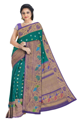 Gadwal Pure Silk Sarees (For 30% Discount use - GOLKONDA30  -  at check out)