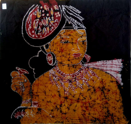 Batik Wall Hangings(Additional Avail 20% Discount At Checkout)