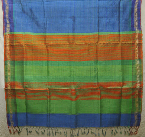 Tussar Silk sarees with blouse