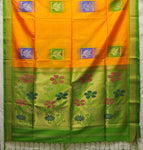 Dharmavaram Pure Silk saree with blouse