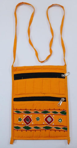 Banjara Hand Passport Bag