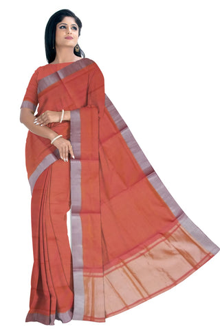 Mangalagiri Cotton Sarees With Blouse