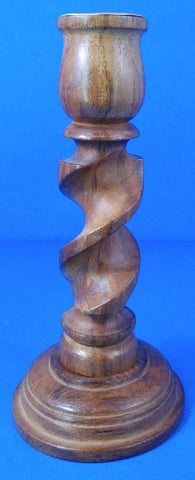 Saharanpur Wood Candle stand