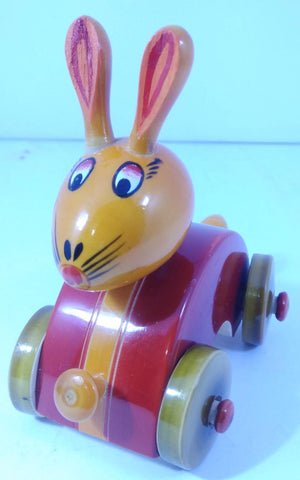 Etikoppaka Toys Rabbit Car