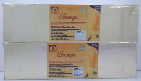 Agarbathi Champa 100 Grms (Pack of 6)