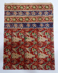Kalamkari Single Bed Sheet