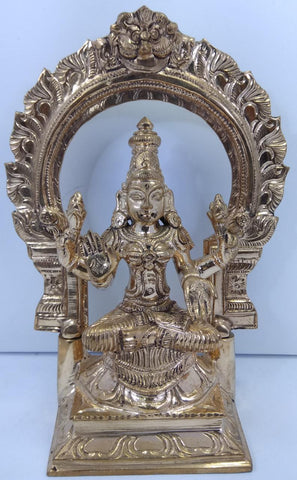 Bronze Laxmi 7 In