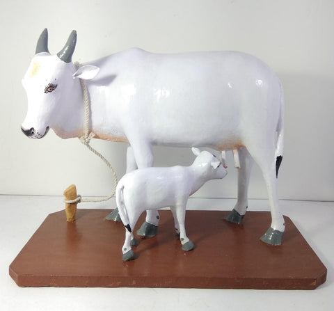Nirmal Toys Cow & Calf