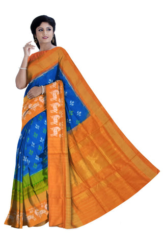 Pochampalli Silk Saree W/Blouse