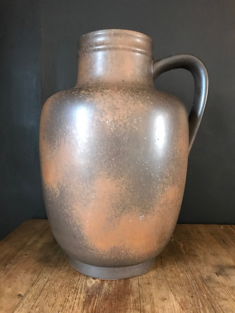 Very Large Mid Century German Vase / Jug, marked / signed W. Germany