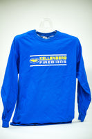 Blue Firebirds Long Sleeve Shirt