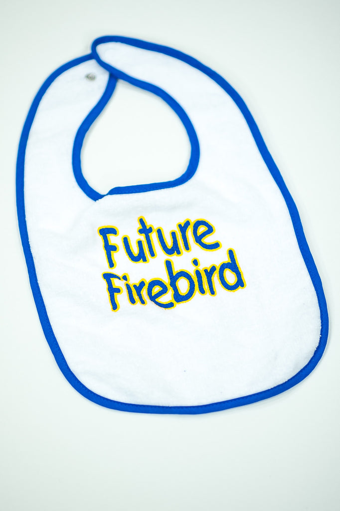Future Firebird Baby Bib