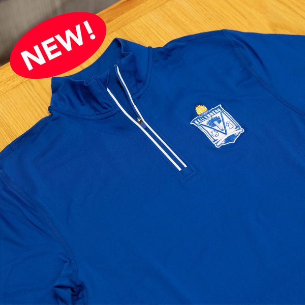 Royal Performance 1/4 Zip