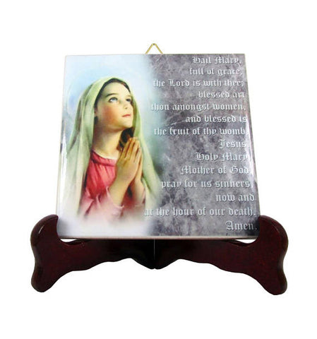 Religious Art Tiles - in store purchase only