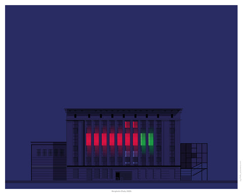 Berghain by Night