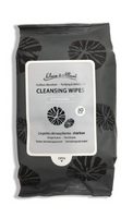 Olivia and Allison Charcoal Cleansing Wipes