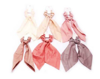 Bow Strap Scruchies