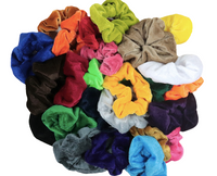 2 pack Fluffy Scrunchie