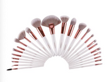 Heavenly 24 PC Brush Set