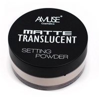 Amuse Matte Translucent Setting Powder