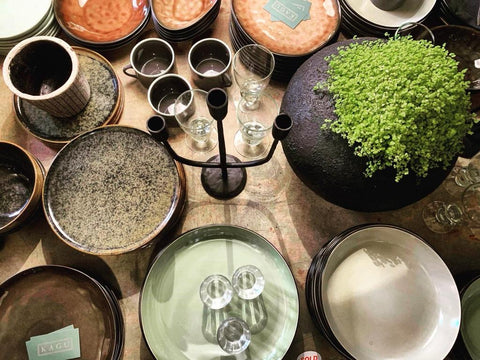 KAGU Earthenware Collection