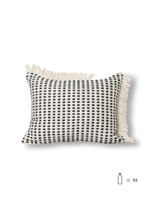Way Cushion 70x50 - Sugar Kelp or Off White/Blue