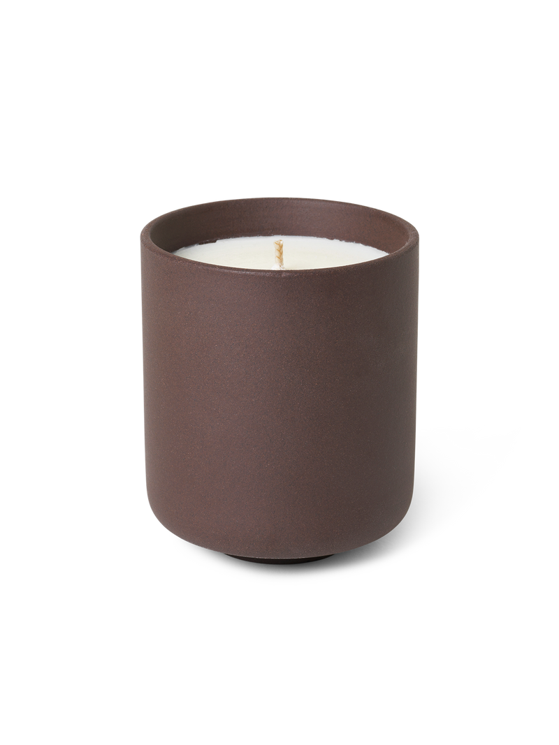 Sekki Scented Soy Candle - Charcoal