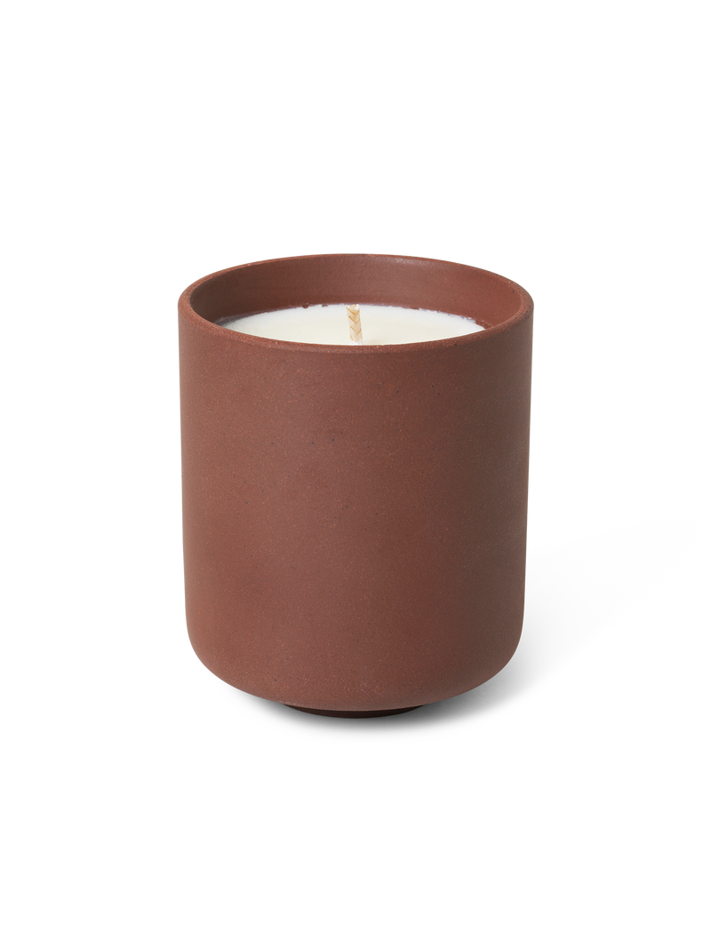 Sekki Scented Soy Candle - Rust