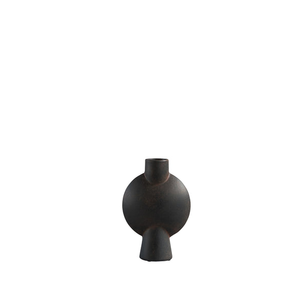 Sphere Vase Bubl, Mini - Coffee
