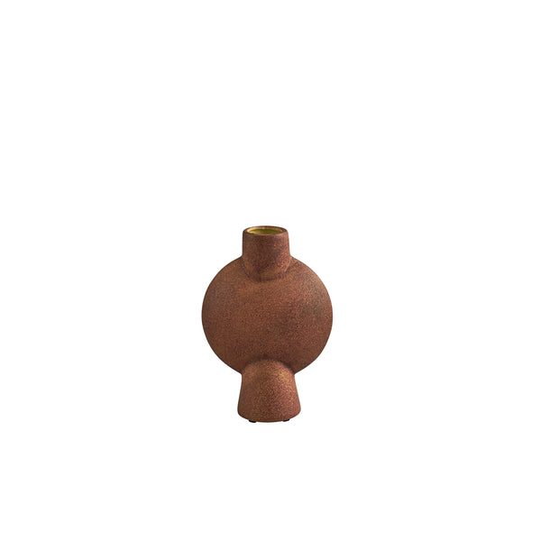 Sphere Vase Bubl, Mini - Terracotta