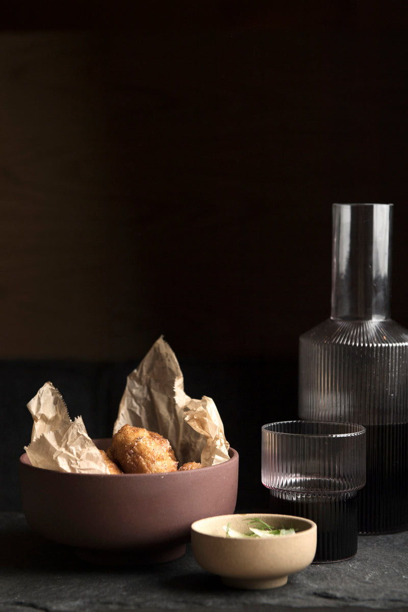 Ripple Carafe - Clear