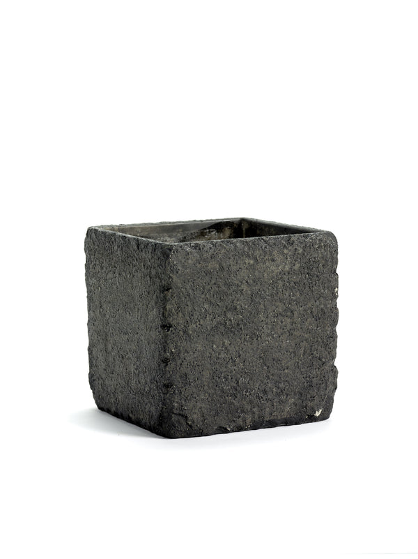 Black Block Pot