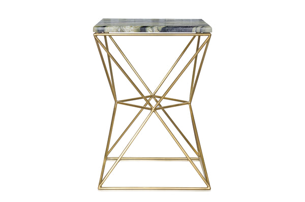 Jules Marble Occasional Table