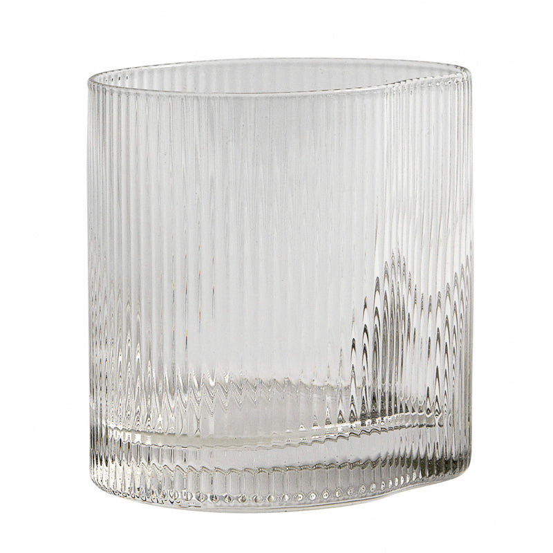 Ripe Ripple Glass Tumbler