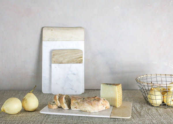 Marble & Mango Long Wide Board - Small & Large