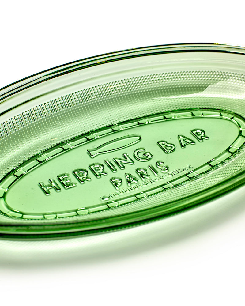 Herring Bar Deep Glass Dish