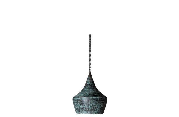 Green Copper Nipon Hanging Lamp